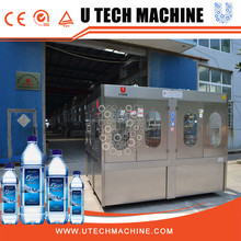 Automatic Pet Bottle Spring Water Bottling Filling Line