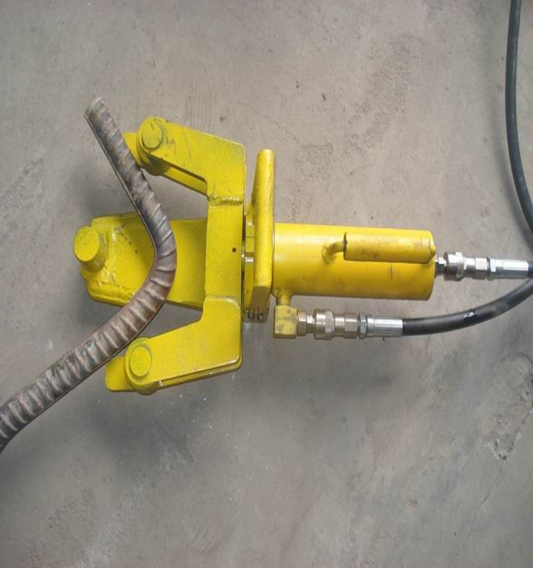 Easy Operation Min Portable Hydraulic Steel Rebar Bending Machine Steel Rebar Bender