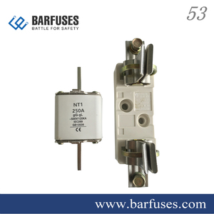 250A NT Series Blade Fuse NT1 Blade Fuse