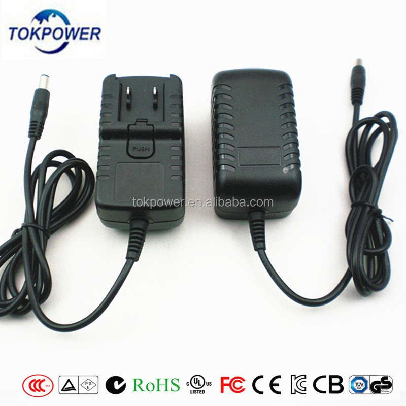 12v 1a dc output Plug In Connection Power Supply for XBOX 360 Kinect