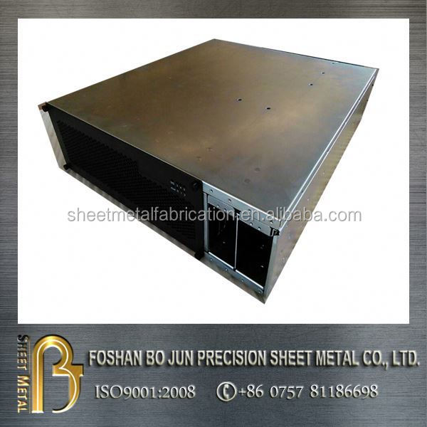 ISO certified customized 2u rackmount server chassis made in China