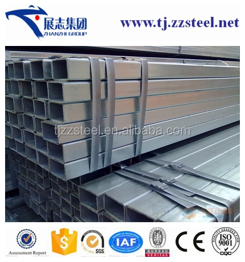 BS1387 Standard Hot-dipped Galvanized Steel Pipe