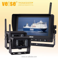 Vessel Marine Parts with security cameras wireless kit