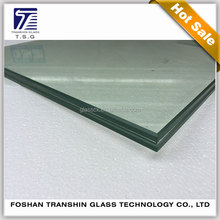 Float laminated glass safe railing glass China suppliers