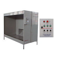 High Efficiency Powder Paint Coating Booth for Sale