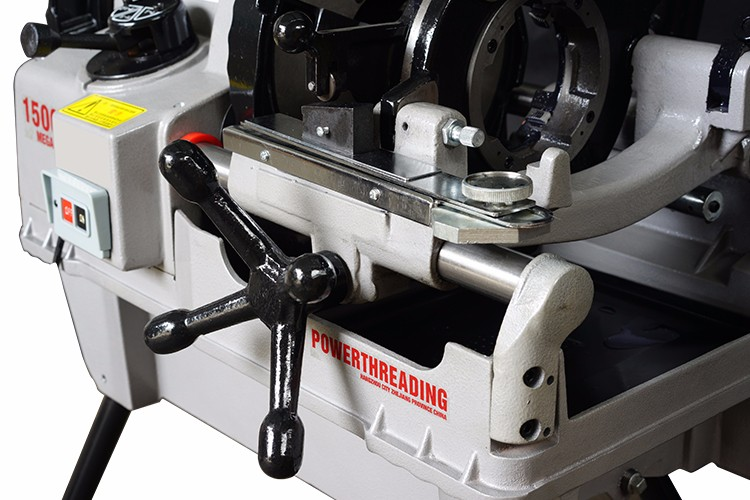 "ZT-100F-BT Factory Price 1/2-4"" Portable Electric 1500w Pipe Nipple Threading Machine"