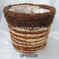 Rattan Nursery Tree Pot