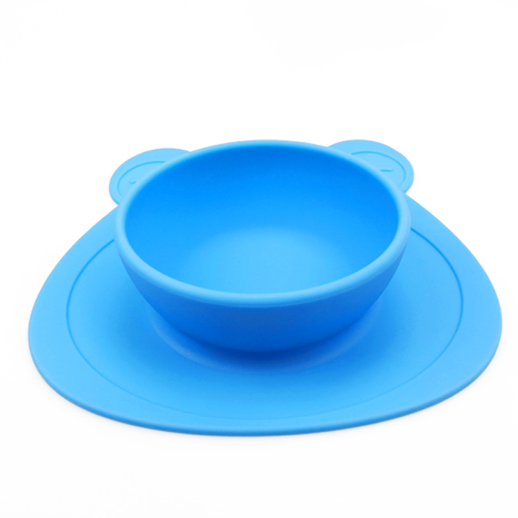 Hot Selling BPA Free Food Grade Silicone Baby <strong>P</strong>:lacemat
