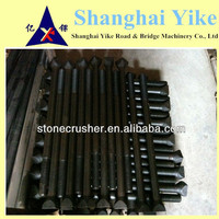 mining machine bolts and nuts, mining jaw ,impact ,cone ,hammer sand making stone crusher machine spare wearing parts,fastener