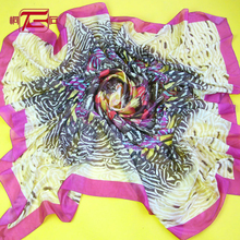 Fashion handmade wholesale polyester turkey scarf bulk scarves