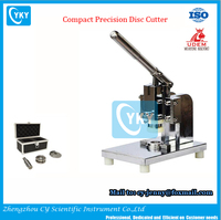 Laboratory Compact Precision Disc Cutter with 4 Sets of Cutting Die (15, 19, 20 & 24 mm) - CY-T-07