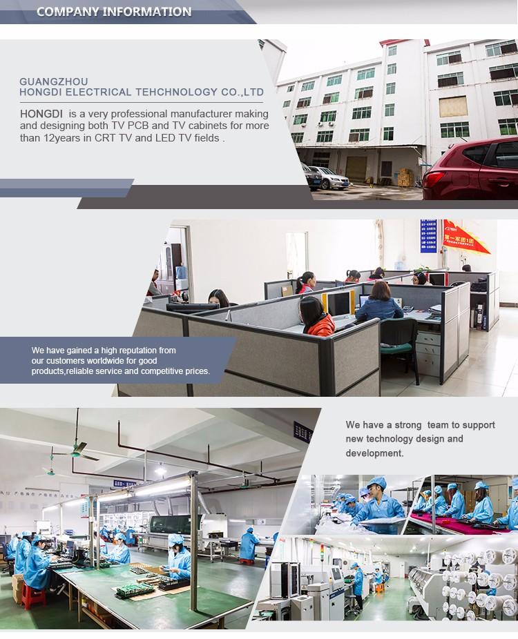 Китайский Производитель SKD/CKD Комплектов ТВ 22 дюйма с Высоким Разрешением Smart HD LED TV Домашнего Телевидения