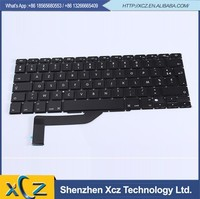 brand new 15.4'' laptop keyboard layout for pro retina a1398