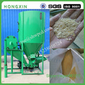 Animal feed crusher and mixer/corn grinder for chicken feed/poultry feed process machine 0086-15238010724