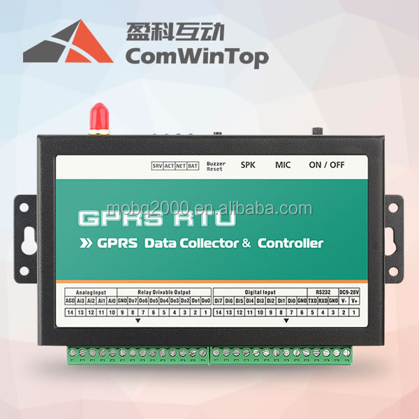 Wireless GSM GPRS Telemetry remote controller Module 3G/4G