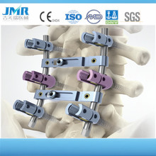 CSS 5.5 Pedicle Screw Rod Orthopedic Implant Medical Implant Spine Implant for thoracic lumbar fixation