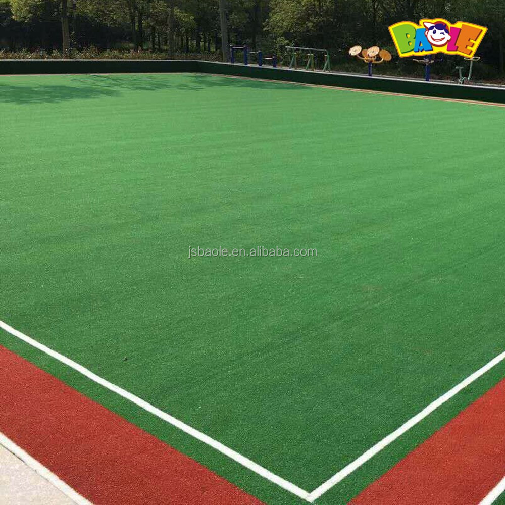 Artificial Grass For Basketball Flooring School