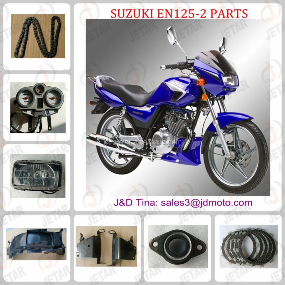 wholesale motorcycle parts SUZUKI EN 125