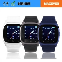 High Quality Bluetooth Waterproof Sport Smart Watches Men