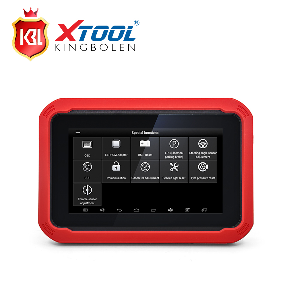 Original XTOOL X-100 PAD OBD2 Auto Key Programmer X100 Pad with EEPROM Diagnostic Adapter Oil Reset,Odometer Adjustment,EPB,ABS