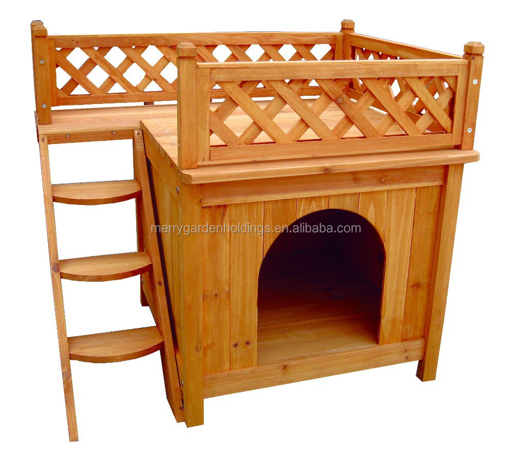 Hot Sell Wooden Cats House