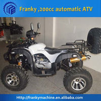 Competitive loncin 200cc atv