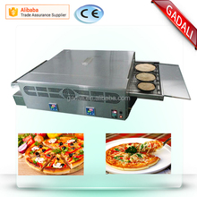 2017 hot sale Big Capacity chain type pizza oven conveyor, commercial pizza ovens sale, tunnel pizza oven(ZQMGP-32)
