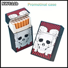 High quality personalized 20 piece pack silicone cigarette case