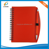 Note books free samples