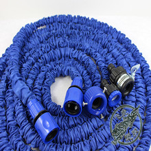 Expandable Hose 100 Feet Heavy Duty Best Expanding Hose on the Market - Expands up to 3 times its Original Size