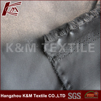 Hangzhou Textile Supplier Polyester Taffeta Antibacterial Fabric