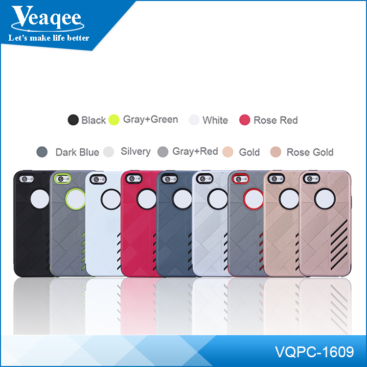 Veaqee best quality new tpu case clear matte tpu gel skin cover for iphone 6s