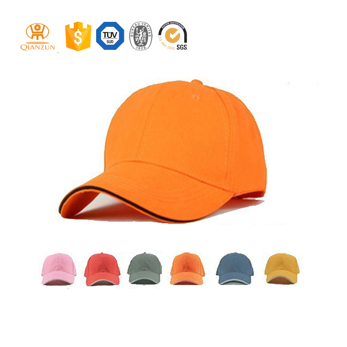 Custom Unisex Women / Men Sports Baseball Hats Snap Back Caps Wholesale