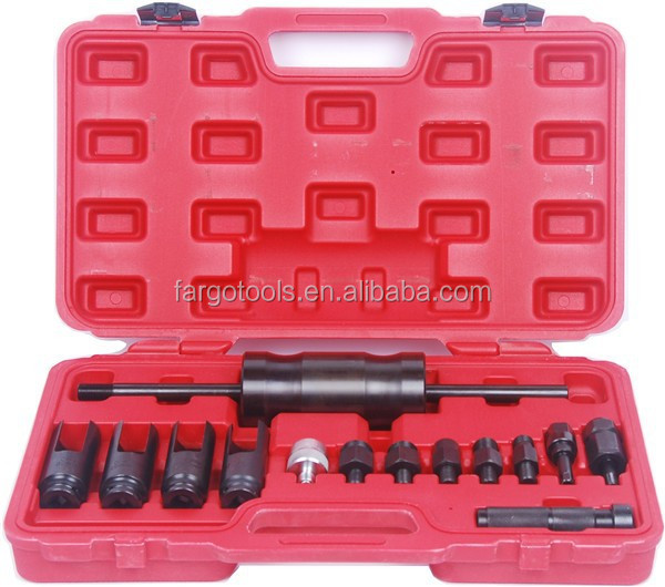 14pc Diesel Injector Pulller Removal Tool Set FG1029 for Repair Tools
