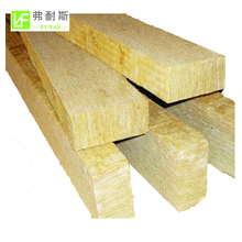 high quality ceiling rockwool fiberboard insulation thermal material Strip agricultural rock wool