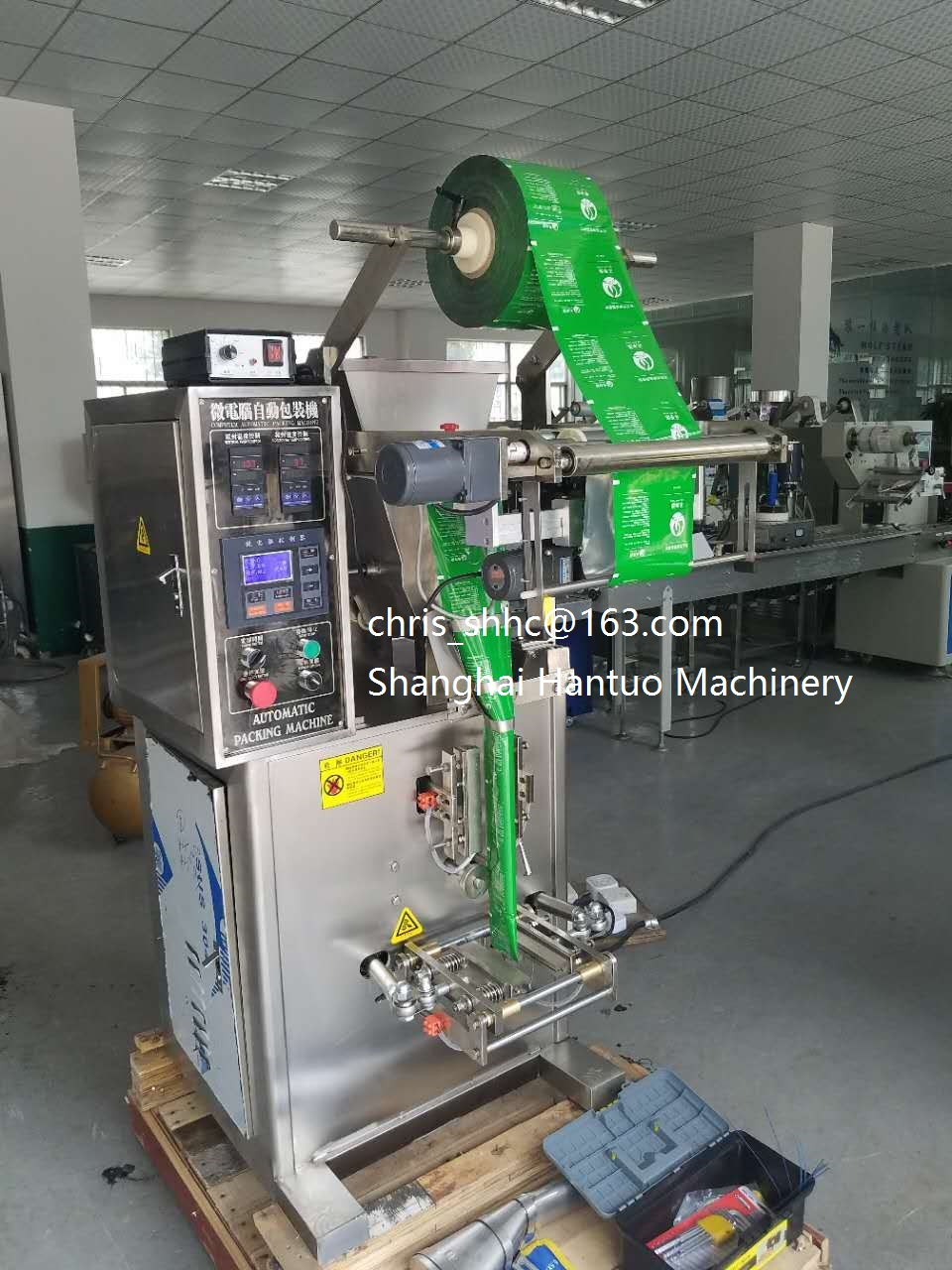 Best price Stick Sachet powder filling packing machine