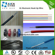 UL1015 electronic wire of Rated voltage 600v hook up wire