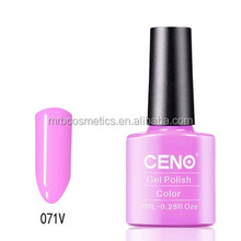 2016 hot sell easy soak off uv nail gel polish