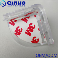 High quality baby safe protector PVC plastic edge corner guard