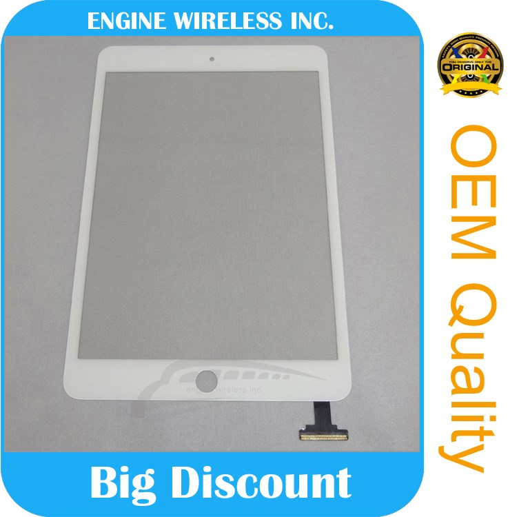 for ipad mini digitizer touchs creen assembly,original,oem in china