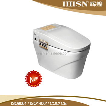 2017 New automatic multi-function intelligent toilet