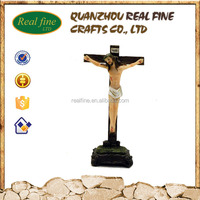 Wholesale Jesus Custom catholic on the cross for religious figures