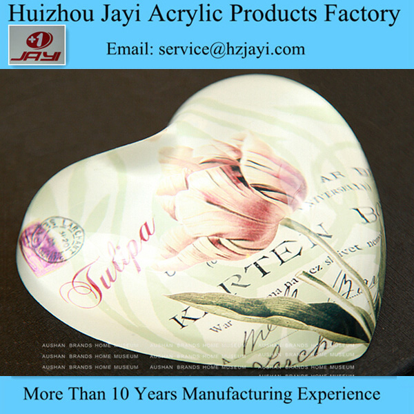 China manufacturer wholesale handmade acrylic wedding souvenir items