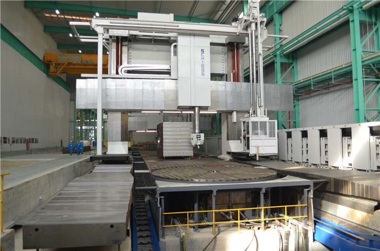 Haevy Machine Shops Metal Works Turning Milling Boring With 7 Axis Machining Capability