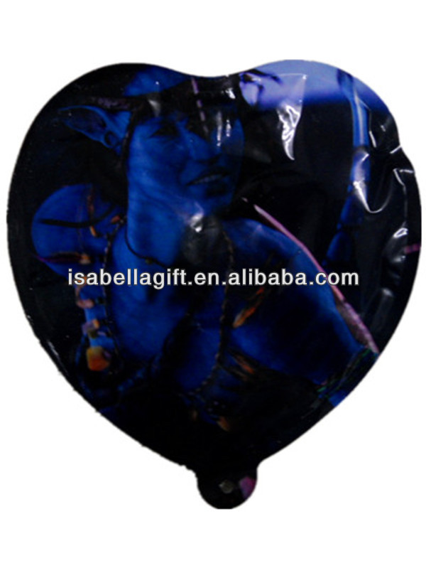 Custom mylar balloon shapes Self Inflating hot air Balloon cheap price wholesale