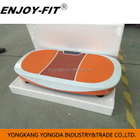 2015 3d vibration gym equipment names vibration plates with two motors vibration body shaper