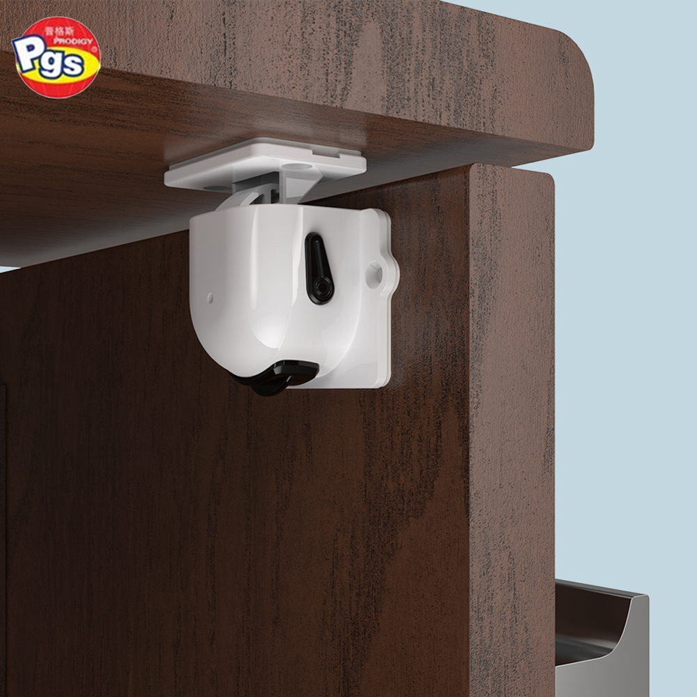 Hidden cabinet lock/safety door lock/magnetic cabinet locks <strong>baby</strong>
