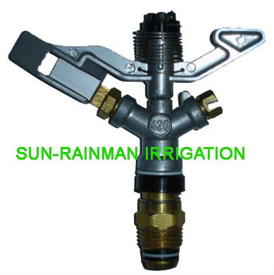 agriculture irrigation metal impact high quality guns