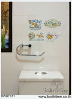 wall sticker for bathroom tile