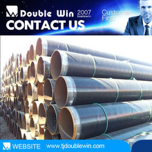 16 inch ASTM hot rolled seamless steel pipe tube with the surface cotton fabric